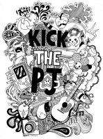 KickThePj doodle by rbsng