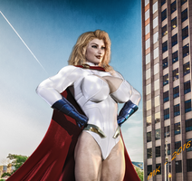 Lady Quantum's Costume for Her 2016 Halloween Bash by Lady-Quantum