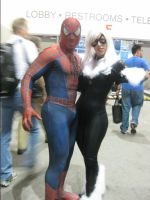 Comic Con 2010: Spiderman by ShipperTrish