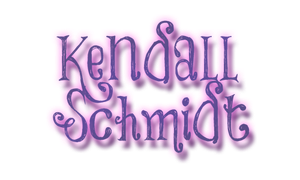 Text PNG Kendall Schmidt by SuperstarElevate