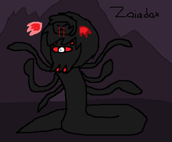 Zaiadox the Destroyer of Dimensions by Sonicbooom1212