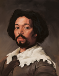 Velazquez Study by TheHef777