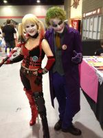 Harley and Mr. J by xXbumbleekatXx
