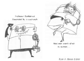 Prof. Bumbleroot 01.24.08 by R3dF0x