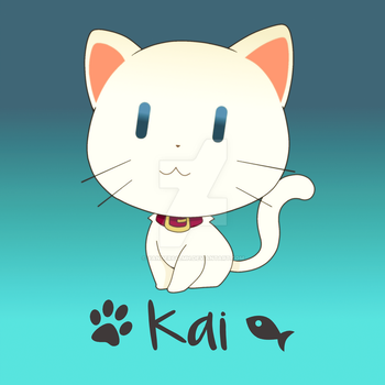 WhiteCat by xander64lmh