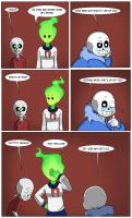 Undertale Green Page 15 by FlamingReaperComic