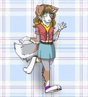 Stella the Collie (For Rioku) by Fox0808