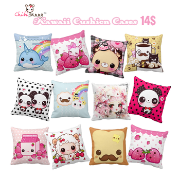 Kawaii cushion cases collections by tho-be