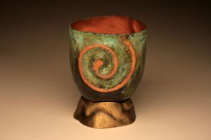 Whorled Cup (2) by TwistedIron13