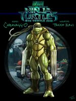 5th Turtle Jam - Caravaggio by ChuddmasterZero