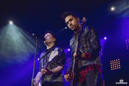 Fall Out Boy in Moscow #12 by R-Clandestin
