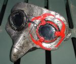 Apocalypse Plague Doctor Mask by Namingway