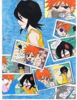 rukia obssessed by Pamianime