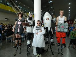 Portal Cosplay MCM London 2 by Princekarr