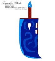 Crater's Torrent's Blade by Poke-Master250
