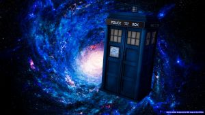 The Tardis by Nova1701dms