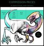 Commission Information [OPEN] by Ailoncha