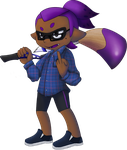 Inkling: Gage by BoopBear