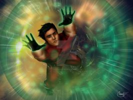 Hellion by Shafcrawler