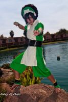 Greatest Earthbender in the World by IrritusLamia