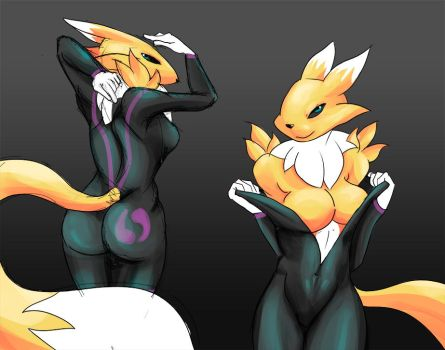 Rena Wetsuit by Fox777