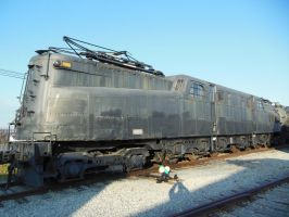 PRR GG1 Prototype 4800 by rlkitterman