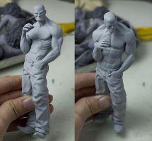 Barrio Guy - 3D Print by JoseAlvesSilva