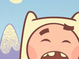 Sneak Peek- Adventure Time show at Gallery 1988 by nakedDerby