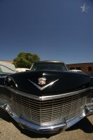 Classic Caddy Hearse by dssken