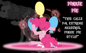 Pinkie Pie Wallpaper by PCS4DDT