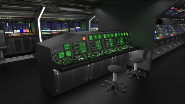 Recon Table Sensor Console 2 by stfanboy