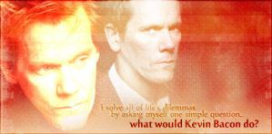 Kevin Bacon Forum Signature by depp