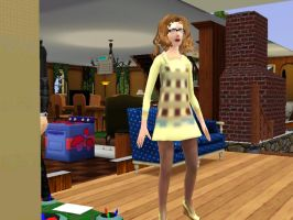 The Sims 3: Ugly glitch by Ruuneka