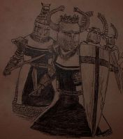 Teutonic Knights by starvinmarvin90