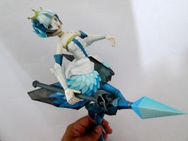 Papercraft - Gwendolyn 05 by ckry