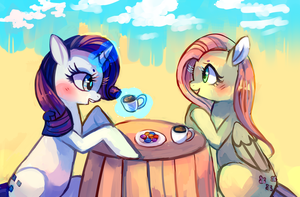 Tea Party by Cherkivi