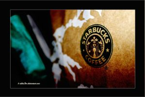 star bucks by B-Alsha3er