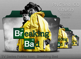 Breaking Bad Folder Icon by atty12