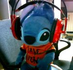 Stich Love My Headset by ChocoLinK