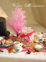 Tea Party Tables - Detail by vesssper