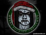 Black Metal Christmas by Luiscederborg