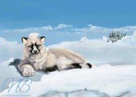 Snow Baby by scaramouche2802