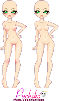 Puchiko base by leviathen