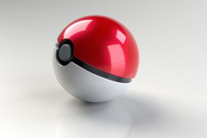 3D Pokeball by DTM-51