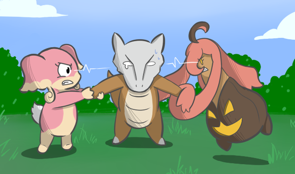 Audino what to title this by Mettauro