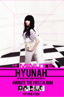 HyunAh Pinocchio by SuperLovePo