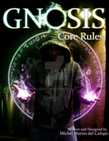 Gnosis Book Cover by dagger3000