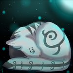 Sleeping Under the Moon by WillowXStormfeather