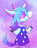 SPARKLE by Cuney
