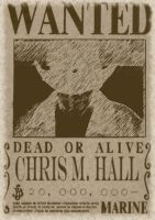 Wanted Poster by chrosis